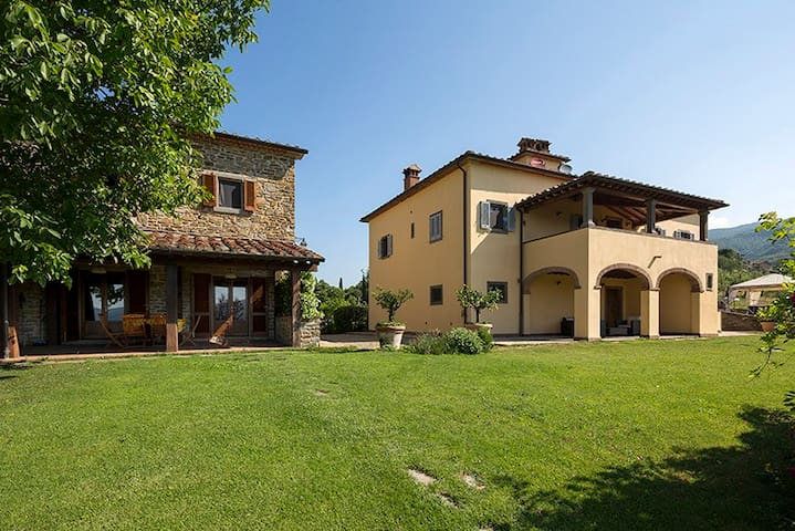 Camera in agriturismo - Subbiano - Bed & Breakfast