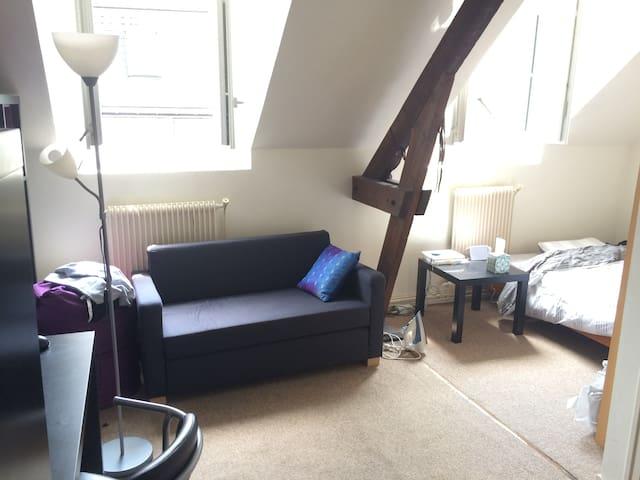 Nice student studio downtown - Compiègne - Departamento
