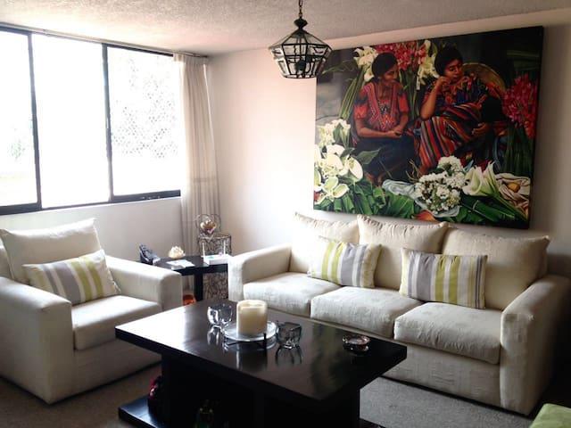 YOUR SPACE in LINDAVISTA - Cidade do México - Apartamento