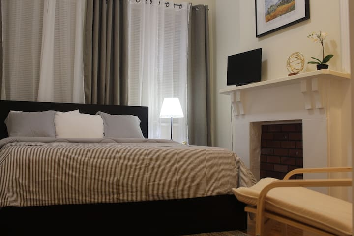 HOMEY AND COZY Minutes to New York City - Jersey City - Apartment
