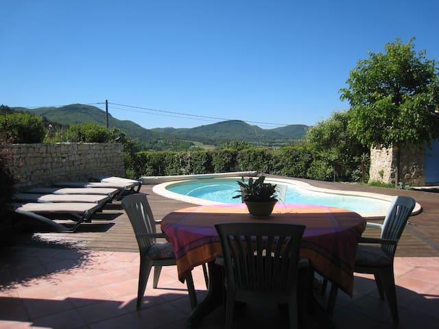 Villa en Drôme provençale - La Bégude-de-Mazenc
