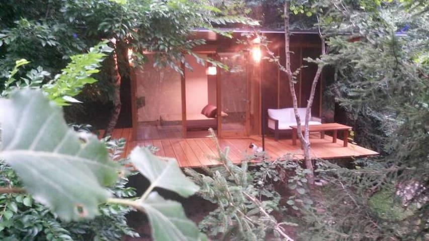 Habitación en el bosque 3. - Cantabria - Bed & Breakfast