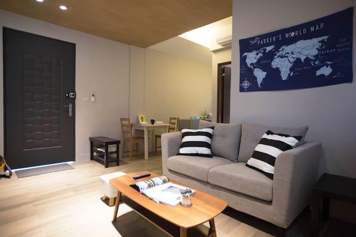 Yeh's inn---Taichung - South District - Haus