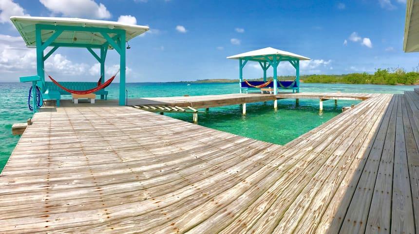 Casa Clearwater... Your Caribbean Dream - Bocas del Toro Province - Hus