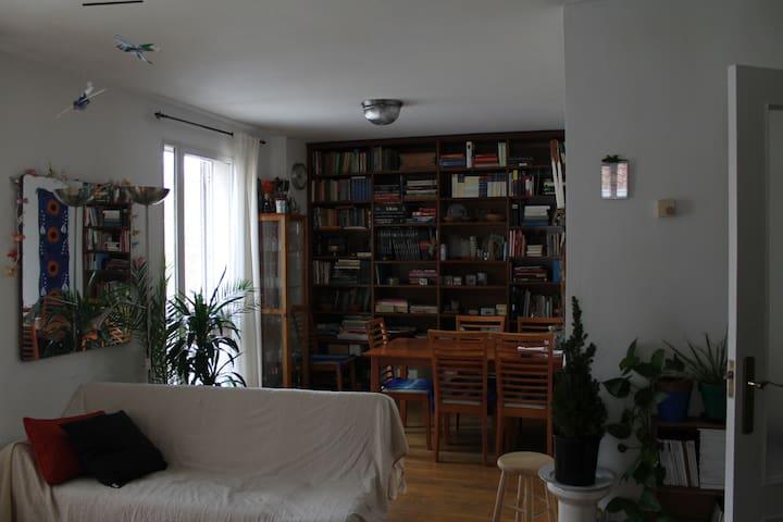 Room + attitude in Aranjuez. - Aranjuez - ที่พักพร้อมอาหารเช้า