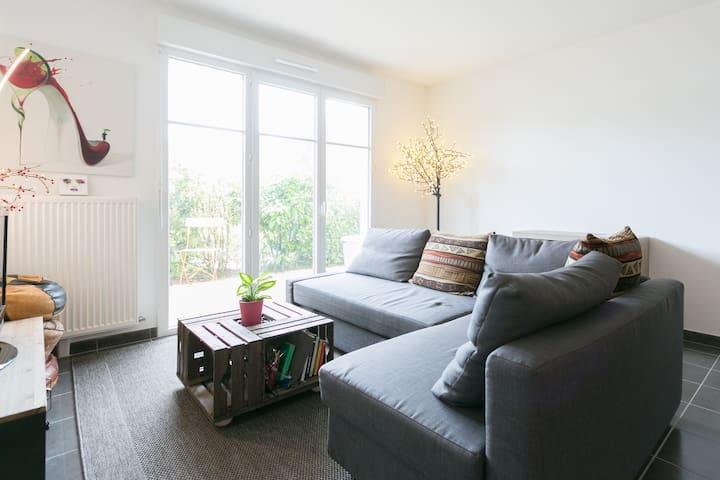 Appartement lumineux et chaleureux proche Paris - Villemoisson-sur-Orge - Departamento