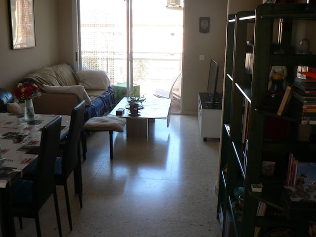 Hab Individual/doble  Hay 2 Dormit - Gandia - 公寓
