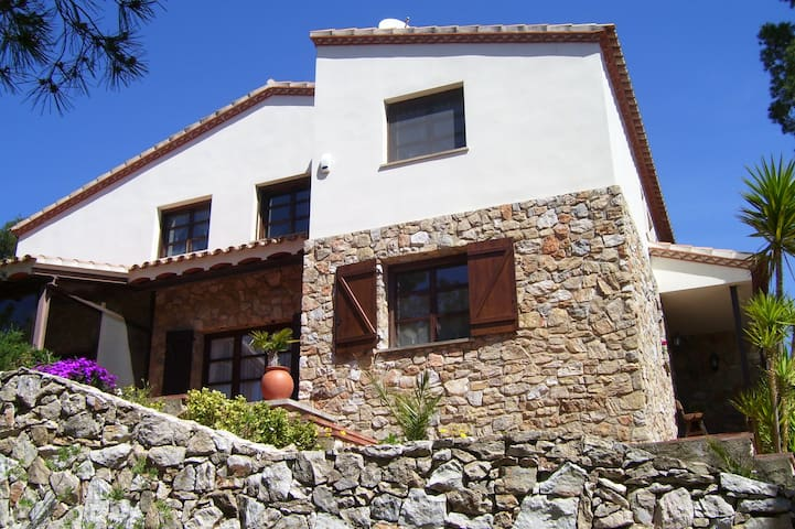 Villa Claudine - L'Albiol - Haus