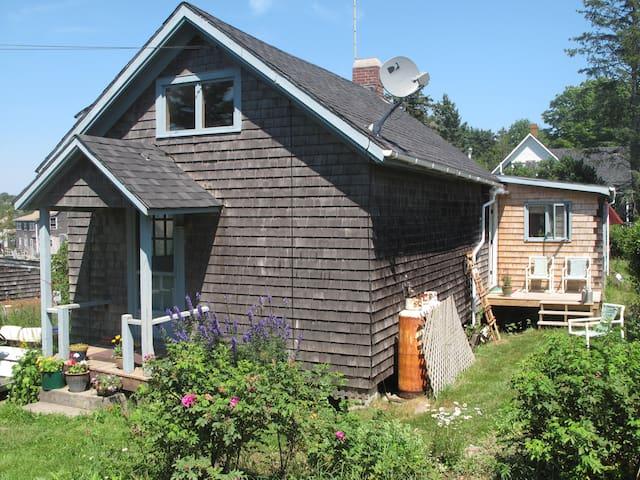 Shumaker Studio on Monhegan Island - Monhegan - Ev
