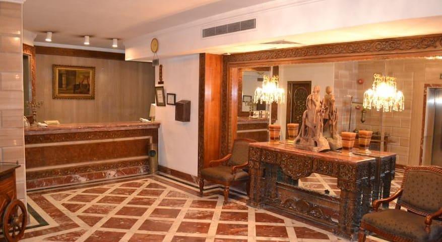 Zamalek 1 Bedroom Serviced Apart. - Zamalek - Apartamento