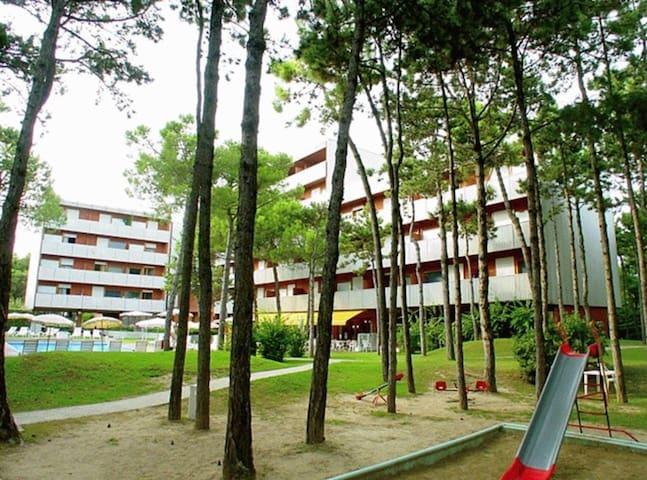 Raffinato monolocale frontemare - Lignano Sabbiadoro - 飯店式公寓