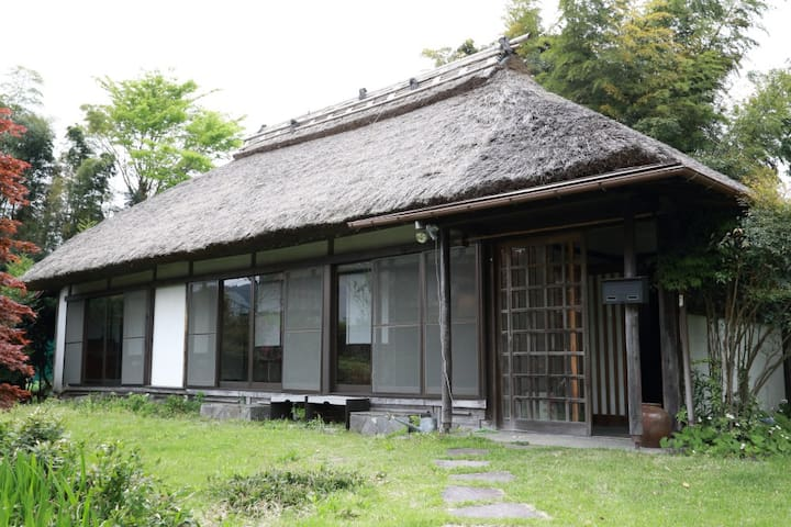 Japanese cottage in Gotemba near MtFuji and Hakone - Gotenba-shi - Ev
