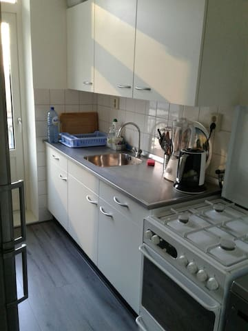 Private room with lock + 2 bikes - Rotterdam - Daire