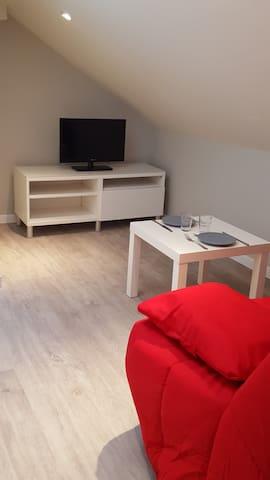 beau studio meublé - Ambérieu - Ambérieu-en-Bugey - Appartement