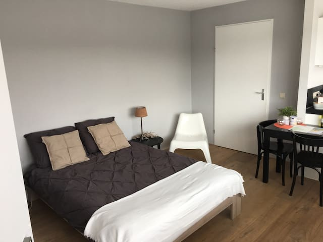 Private studio at Nijmegen city center - Nijmegen - Appartement en résidence