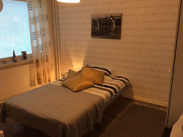 Trendy room in peaceful area - Vantaa - Departamento