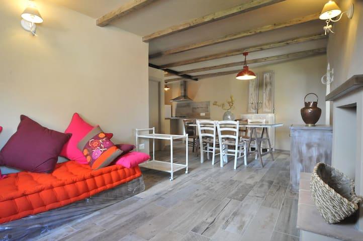 Appartamento di classe nel castello di Panicale - Panicale - Appartement