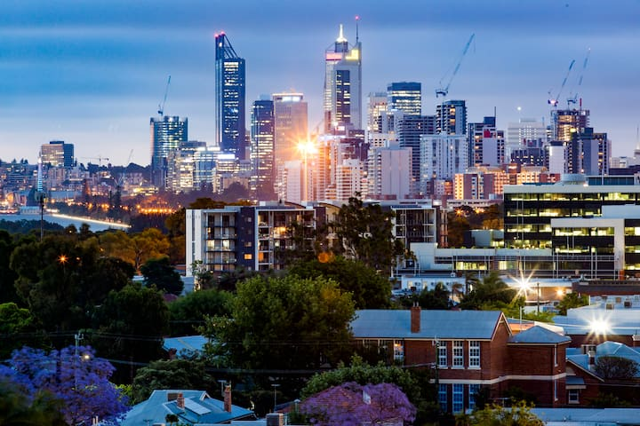 Perth Apartment Families & Couples Welcome 5 Stars - Victoria Park - Appartement
