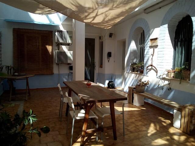 TERRASINI house with two gardens - Terrasini - Maison
