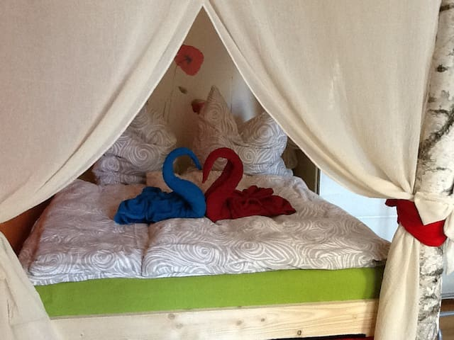 Charming room in villa - ベルリン - 別荘