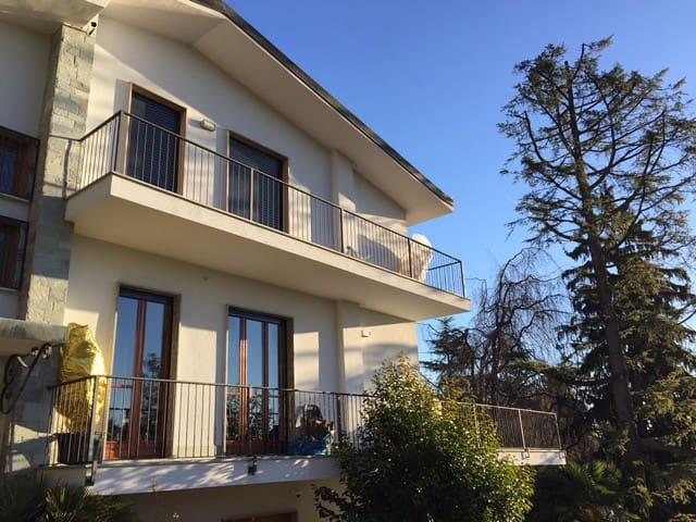 Cosy apartment in a villa near Torino - Pino Torinese - Huoneisto