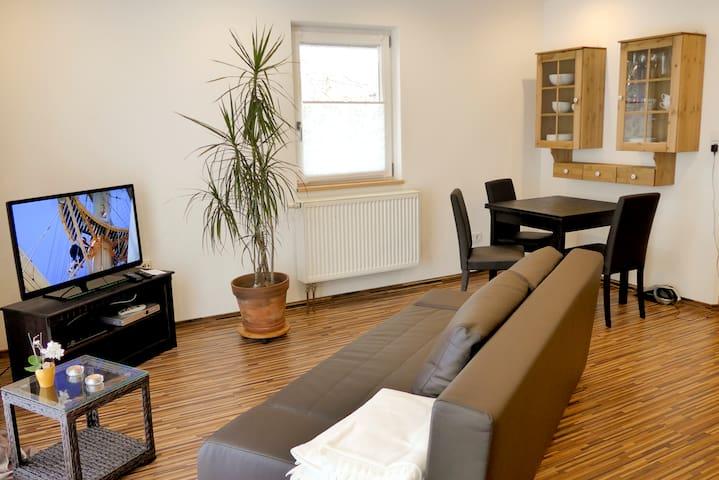 Gemütl.Appartement Nähe Straßburg,Europa Park Rust - Neuried - 公寓