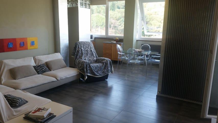 Monica Dream Home near Sorrento Pompei Vesuvio - Trecase - 아파트