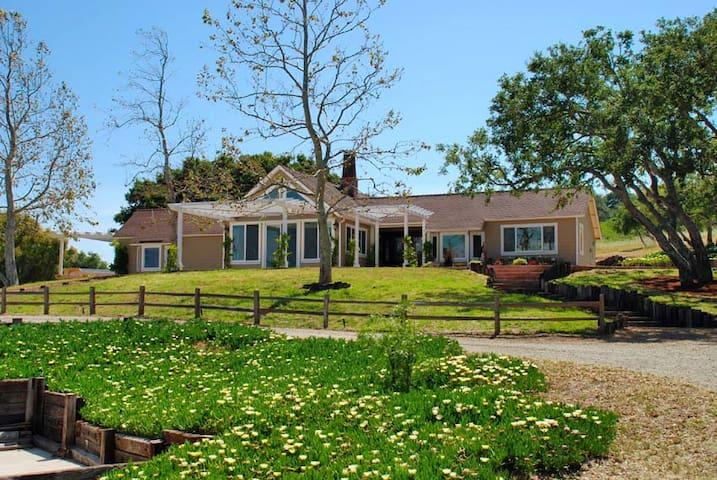 Vineyard View Ranch - Lompoc - Ev
