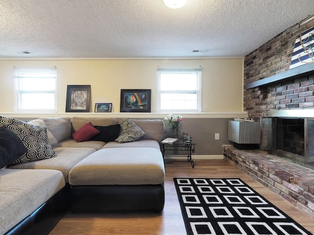 In-law Apt. Basic budget by beach - Annapolis - Hus