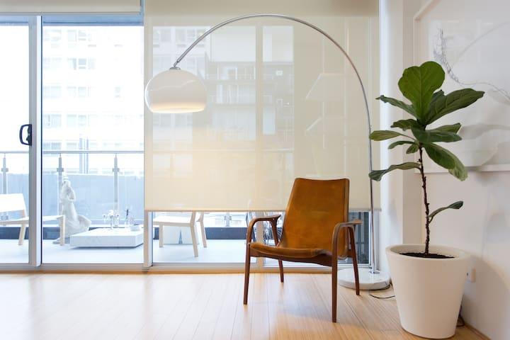 Beautiful city centre apartment - 珀斯 - 公寓