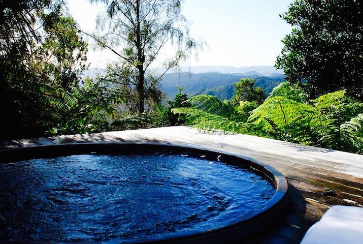 Luxury Coromandel Hideaway - Manaia - Casa