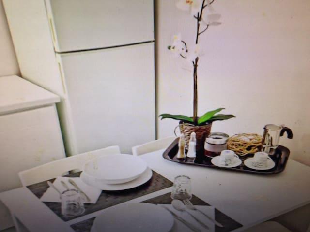Charming and bright apartment - Casoria - Daire