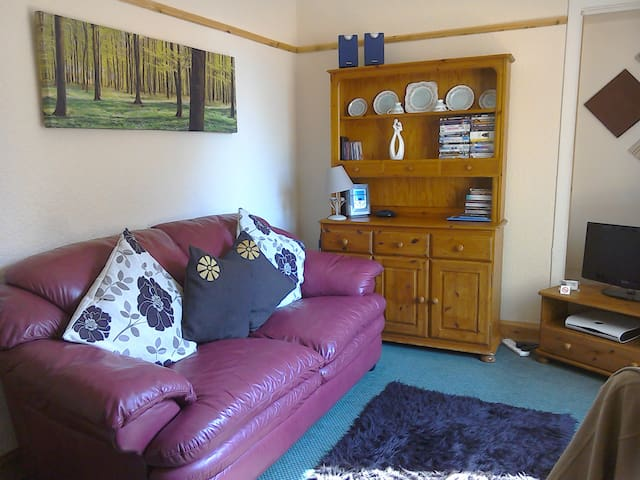 ARDRICH  Self Catering (ground floor twin bed) - Largs - Appartement