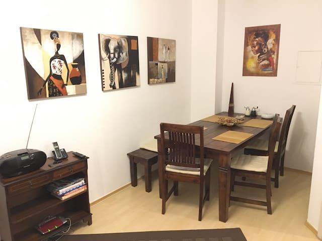 Ruhige Wohnung in Lichtenfels - Lichtenfels