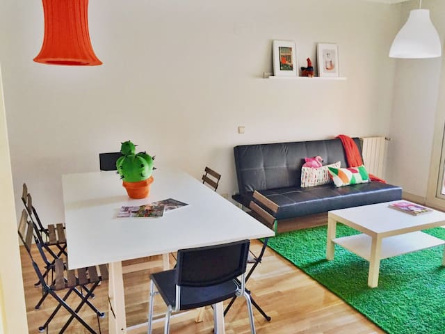 Modern Family Apartment - Alcobendas - アパート