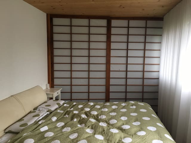 Double room furnished - Buchs - Hus