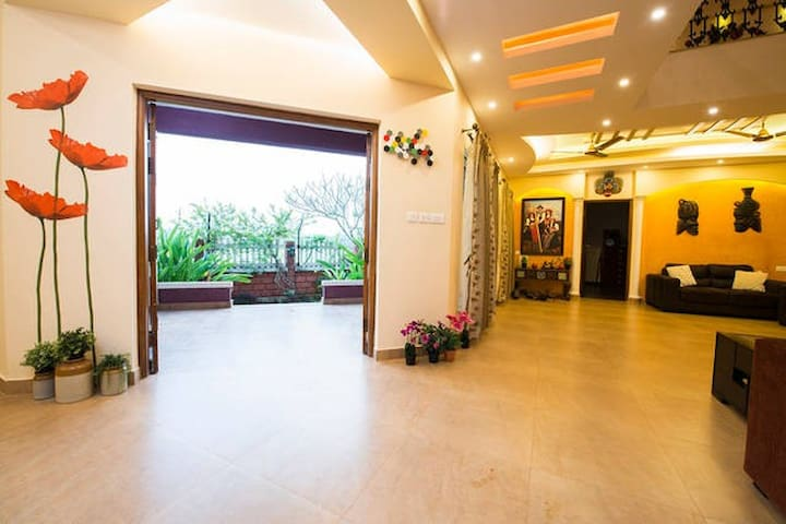 3 BHK Spacious luxury Villa @ Majorda, Goa - Majorda - Villa