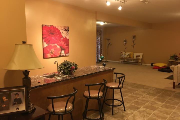 Private Floor in Wine Country, Leesburg - Leesburg - Casa