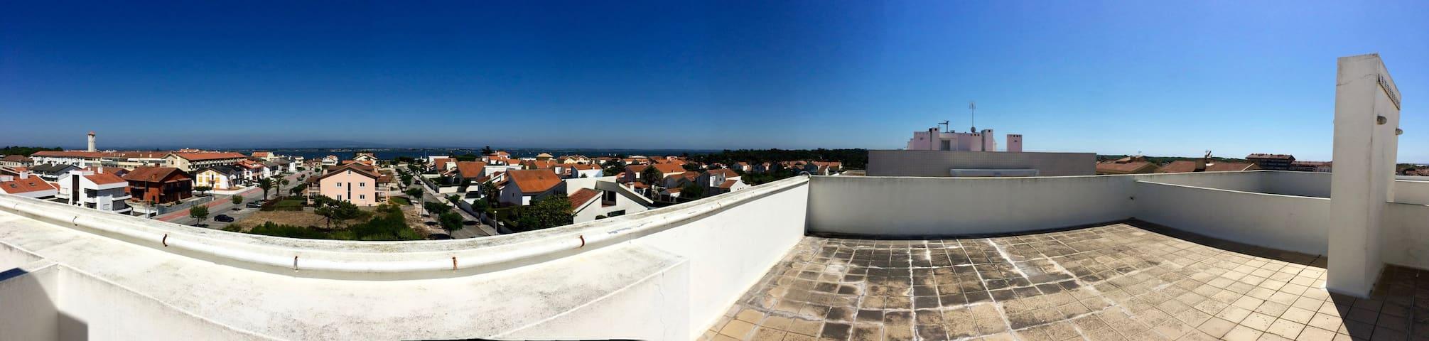 Apart. a 500m da Praia da Torreira e da Ria Aveiro - Torreira - Leilighet