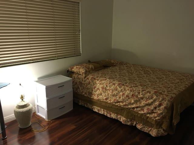 Chill Private Room Nestled in Pico Rivera - Pico Rivera - Hus