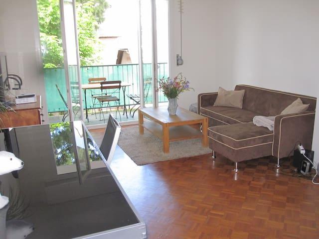 F3 spacieux, très lumineux centre ville - Rodez - Apartamento