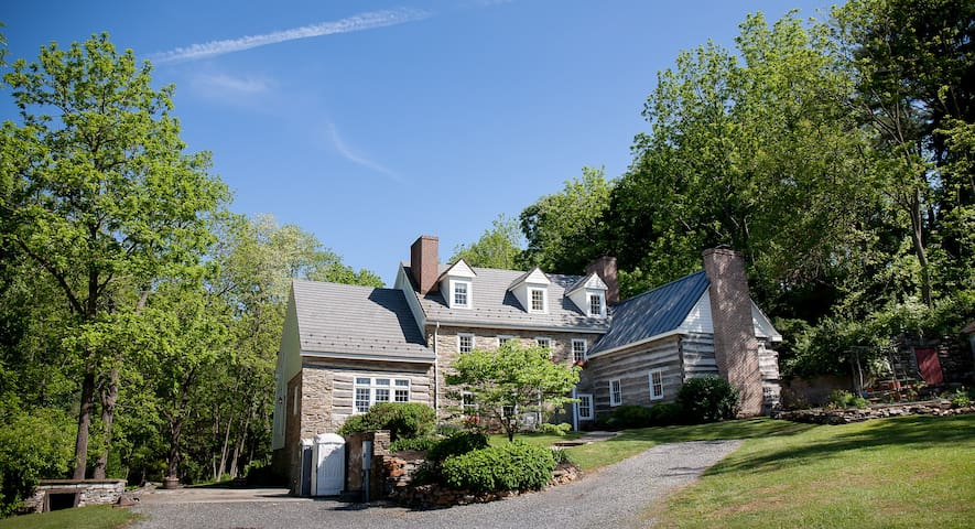 Relax at historic Wimer's Mill - Quarryville - Casa