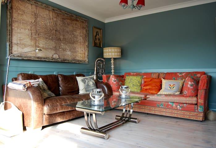 Cool Beach House Hideaway - East Sussex - Casa