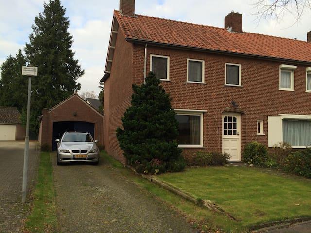 Oisterwijk's Huisje top location! - Oisterwijk - Casa