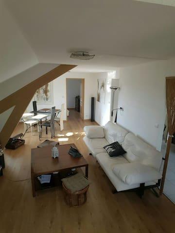 Bel F2 centre ville proche château - montbeliard  - Appartement