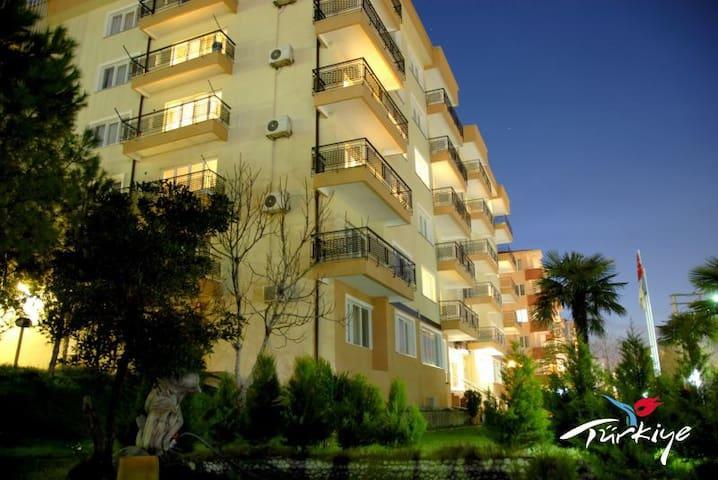 1 + 1  Apartment in City Center - Osmangazi - 公寓