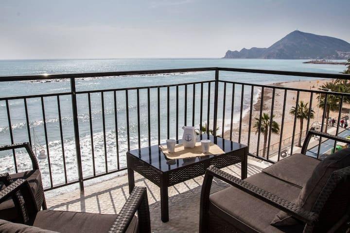 Luxury Beachfront Apartment in Altea - Altea