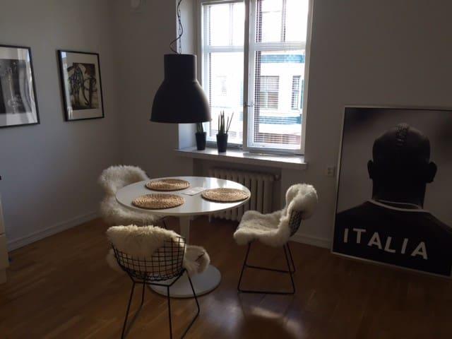 Beautiful entire apartment in heart of Helsinki - Helsinki - Huis