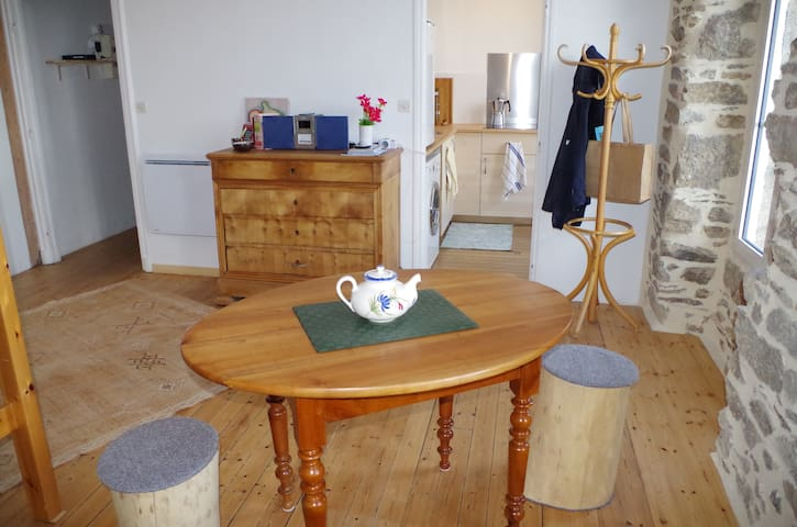 Cosy studio in the heart of the city centre - Brest - Appartement