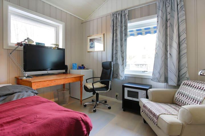 Studio pres de Oslo Airport - Jessheim - Maison